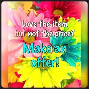 Make an offer 💖